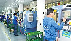 ANCA生产车间