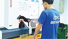 德国Zoller韦德体育betvictorapp检测及研发设计中心一角