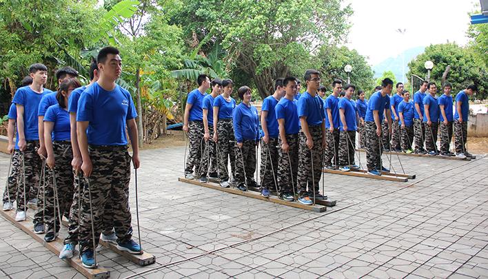 2018刀父团队训练
