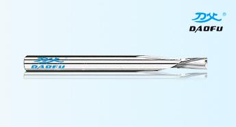 2刃钨钢长颈平底立铣刀大刃径