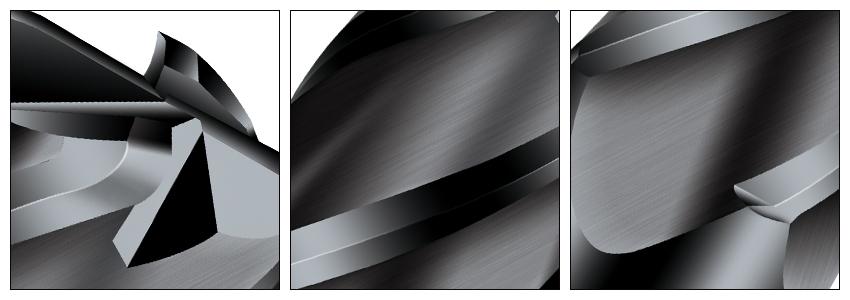 现在咨询享9折优惠-黑色圆鼻刀细节